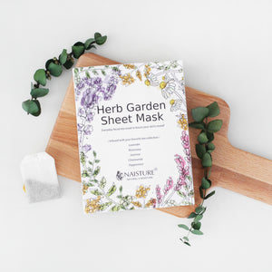 Herb Garden Sheet Mask Collection