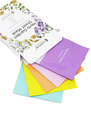 Herb Garden Sheet Mask - naisture