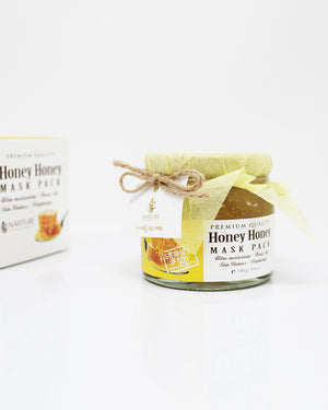 Honey Wash-off Mask Pack - naisture