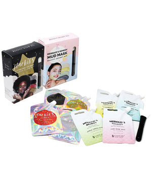 Perfect Glow Mud Mask & Peel-off Mask Bundle Kit - naisture