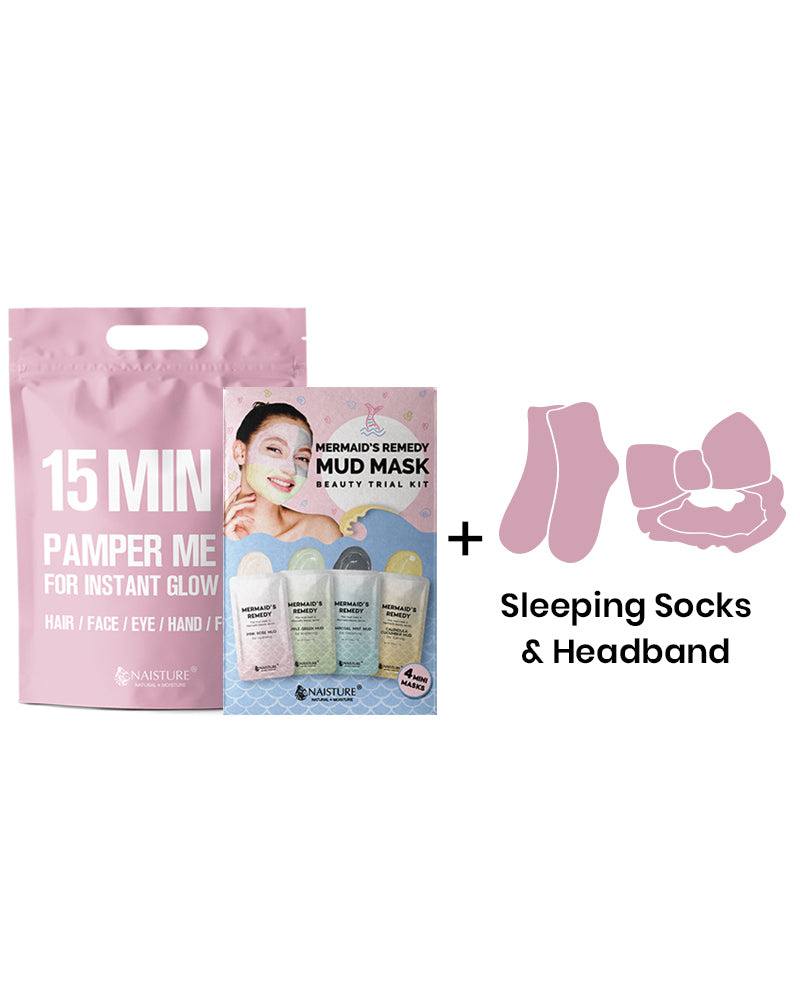Ultimate Pamper Me Bundle Kit