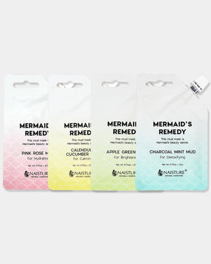Mermaid's Remedy Mud Mask - naisture