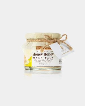 Honey Honey Wash-off Mask Pack - naisture