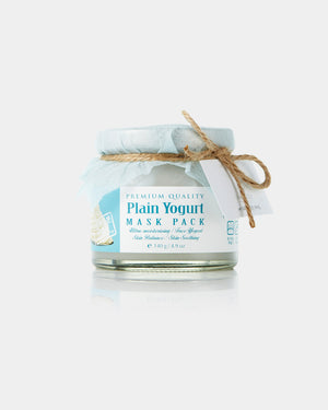Plain Yogurt Wash-off Mask Pack - naisture