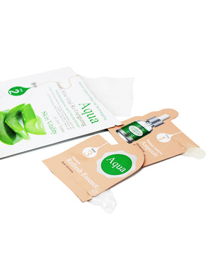 3 Step Essence Sheet Mask - Vital Re-Energizing - Naisture