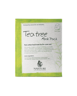 Naisture Premium Sheet Mask - Tea Tree - Naisture