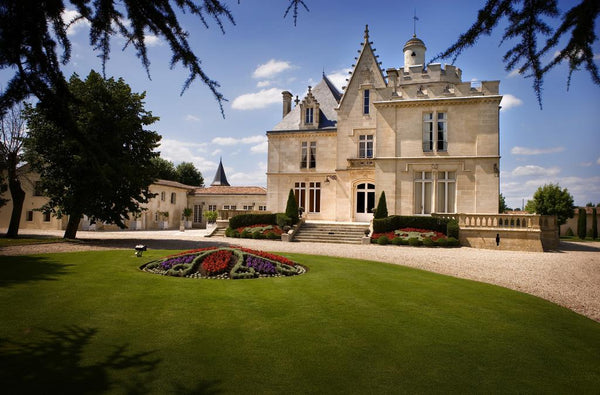 bordeaux wine shop chateau pape clement