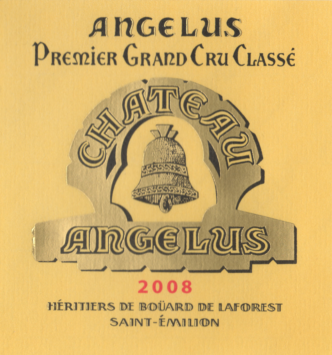 Bordeaux Wine Shop Angelus