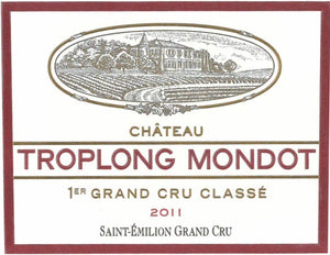Bordeaux Wine Shop Chateau Troplong Mondot
