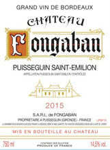 Load image into Gallery viewer, Bordeaux Wine Shop Chateau Fongaban