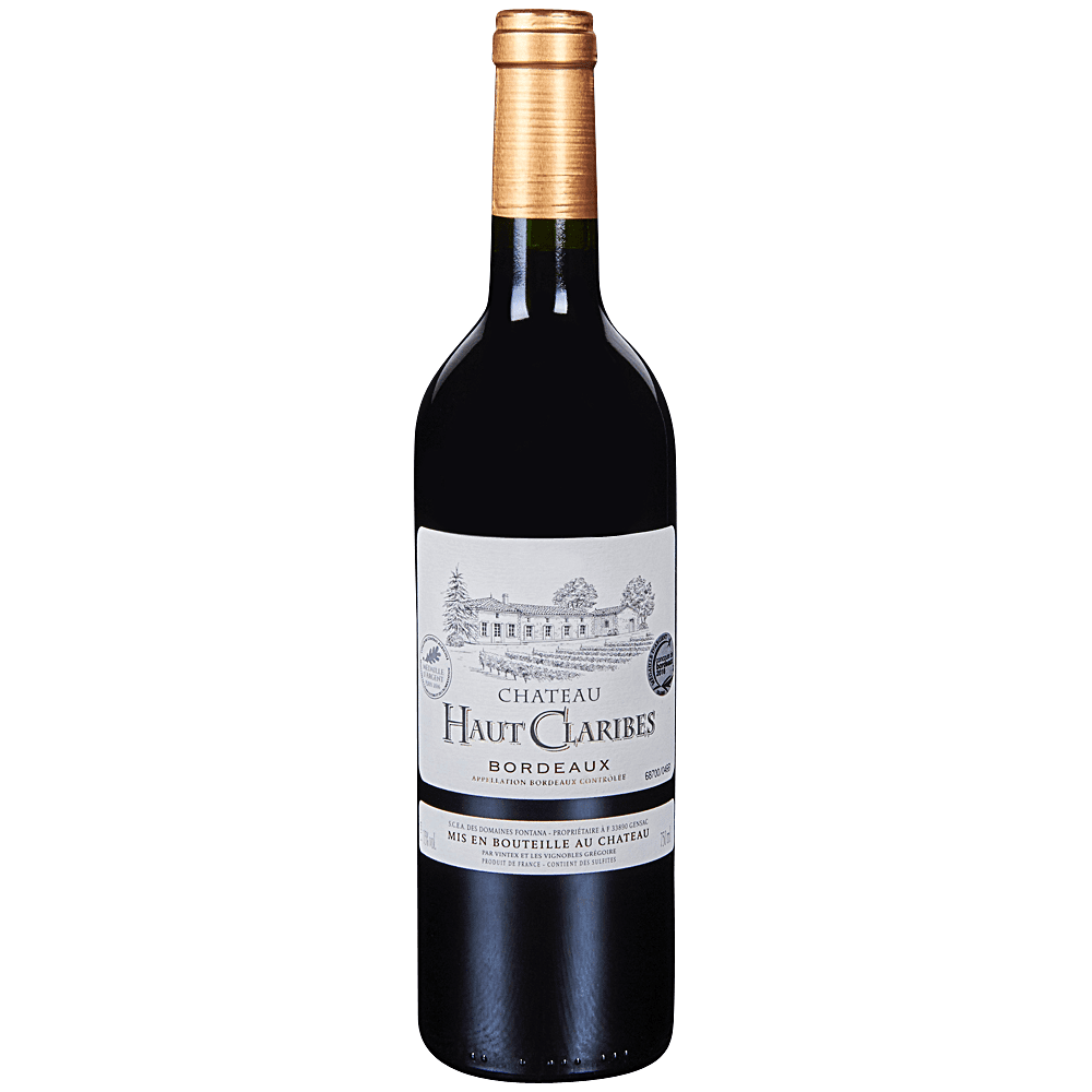 Bordeaux Wine Shop Chateau Haut Claribes