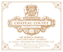 Load image into Gallery viewer, Bordeaux Wine Shop Chateau Coutet