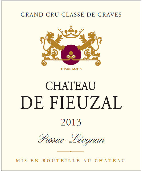 Bordeaux Wine Shop Chateau de Fieuzal