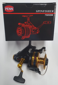 Penn Spinfisher 750 SSM with packaging
