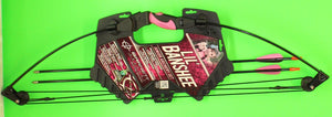 Lil Banshee Junior Pink Compound Bow