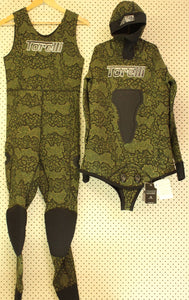 Torelli Gondwana 3.5mm Wet Suit