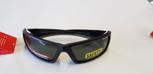 Sun Glasses Safety Tank Full Wrap Polarized