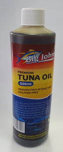 Big Johns Tuna Oil 500ml