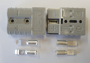 Anderson Plug 50amp Battery Connector