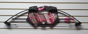 LIL BANSHEE JUNIOR ARCHERY SET PINK