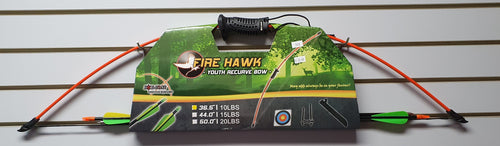 Fire Hawk Youth Recurve Bow Kit