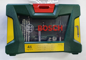 Bosch 41 Piece Bit and Driver Set