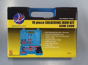 Soldering Kit 240v Electric