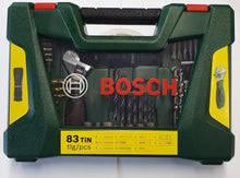Load image into Gallery viewer, Bosch 83 Piece Bit and Driver Set