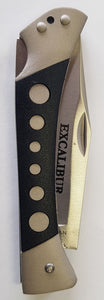 Excalibur Pocket Knife Closed