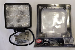 27 Watt 1700 Lumen LED work light
