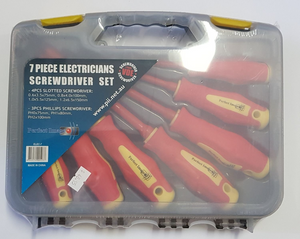 Electricians Screwdriver Set