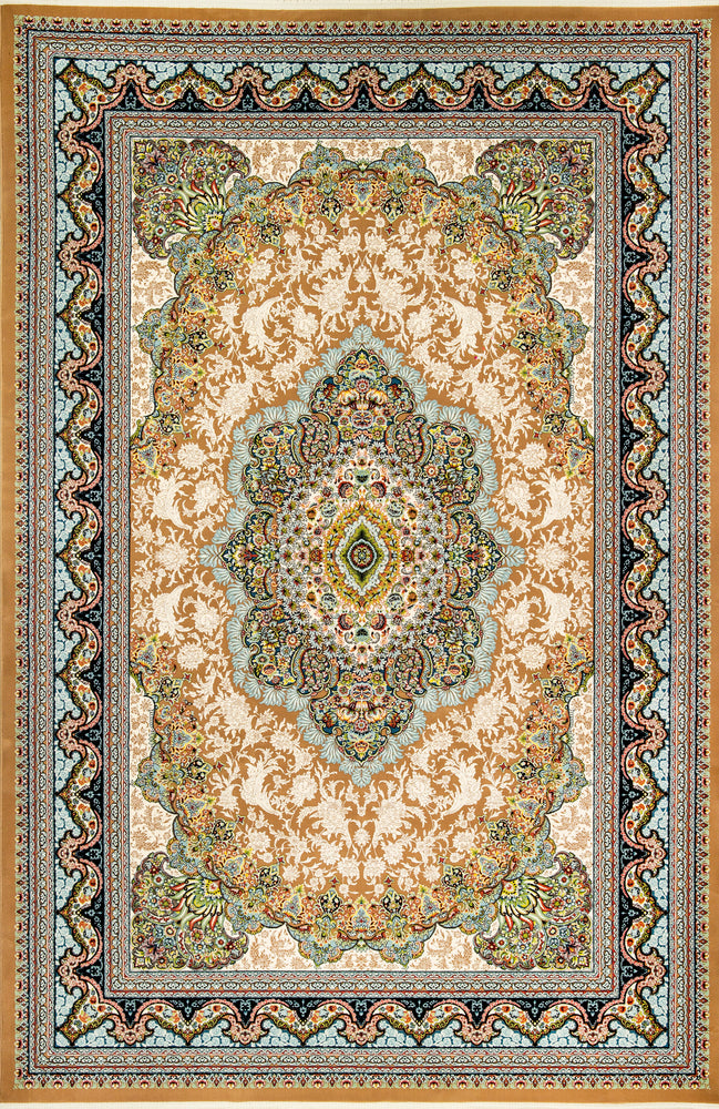 FRINGESLESS beauty Shahrazad the Princess of top high quality Beige 14016, 3 million points /metre