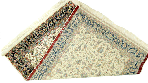 Shahkar 3374 Cream Beige multiple sizes, Persian exotic beauty