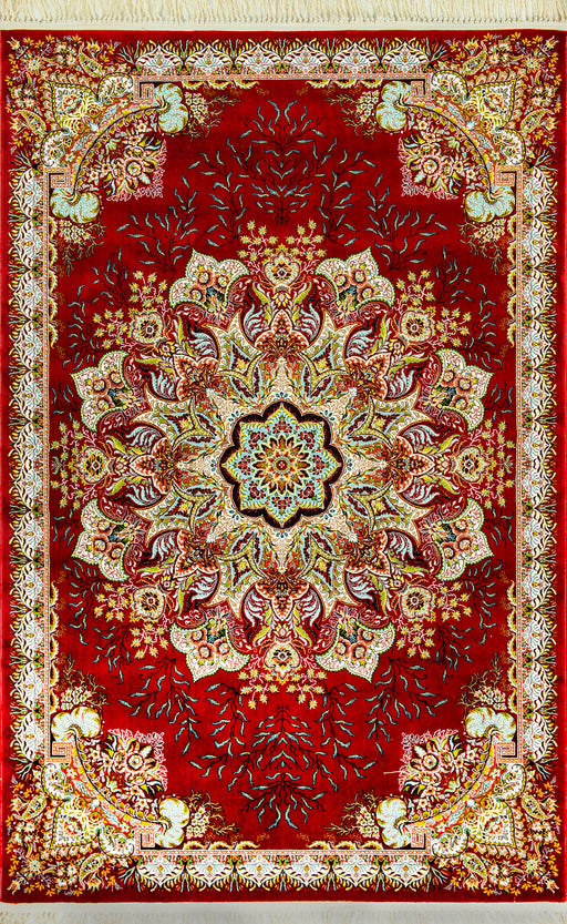 Shahkar 3977 Red Glorious Persian Rug a few left