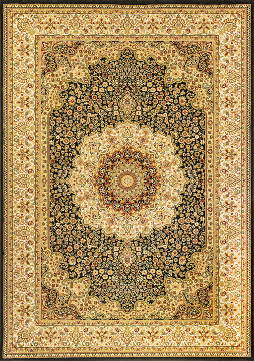 Brilliant Quality Beige, Red, Black Rugs made in Turkey, sizes available 8582