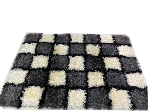 Royal Shag W004 Black, Champine colours and high pile