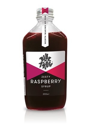 Zesty Raspberry Syrup