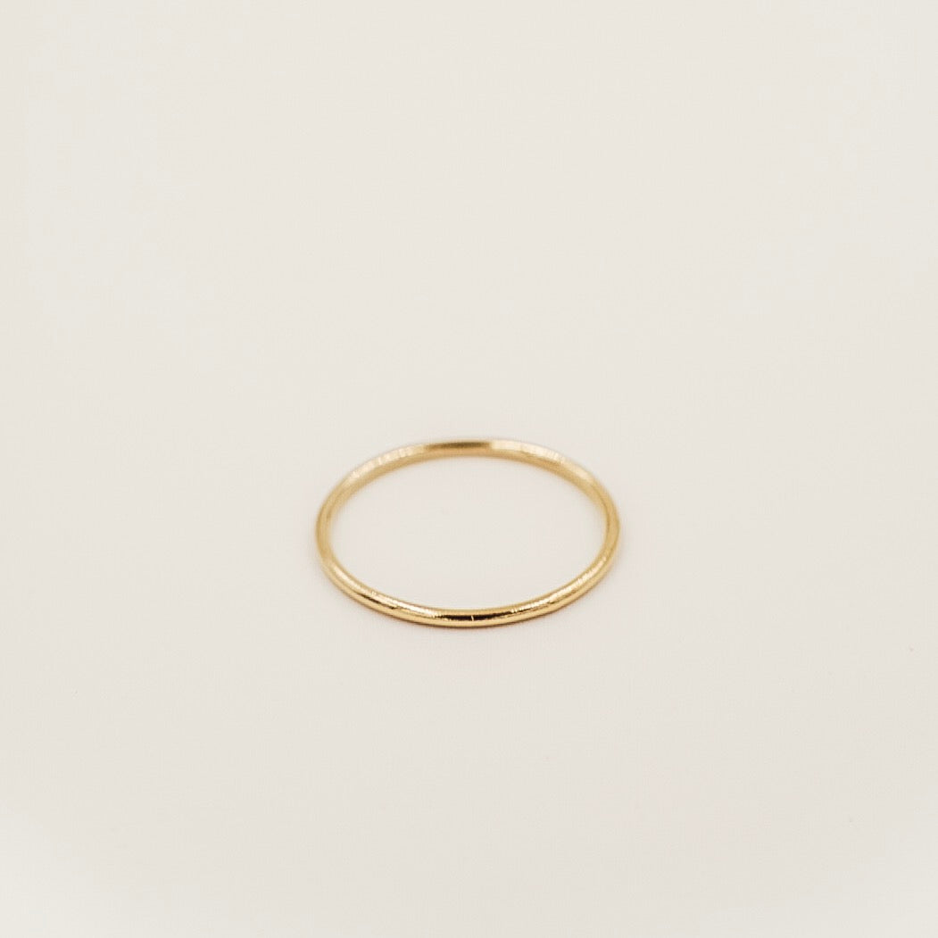 Cherished Stacking Ring