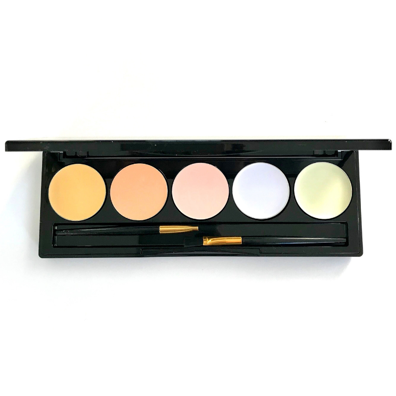 5 Well Cream Corrector Palette