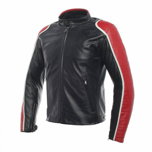 Jacket Leanther Motorcycle Motocross Racing