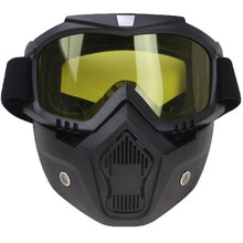 Load image into Gallery viewer, Motorcycle Helmet GG Mask Vintage