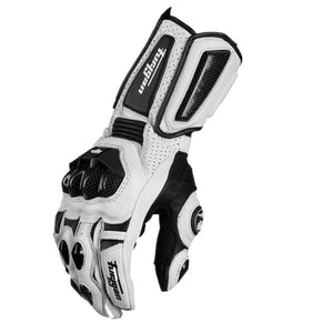 Leather Motorcycle Gloves Motocross