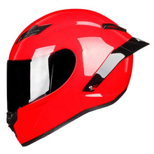 Load image into Gallery viewer, Full Face Carbon Fiber Motorcycle Helmet
