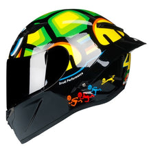 Load image into Gallery viewer, HQ Carbon Full Face Motorcycle Helmet
