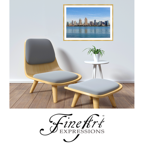Fine Art Expressions - America's Finest City, San Diego, California