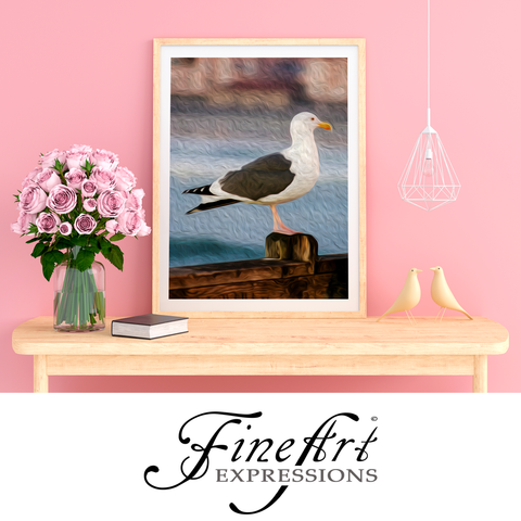 Fine Art Expressions: A Bird's Eye View