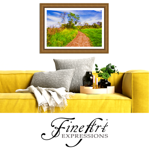 Fine Art Expressions - The Path that Lies Ahead