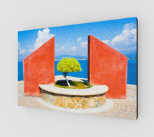 "Load image into Gallery viewer, ""Tranquil Surroundings"" Fine Art Canvas"