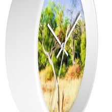 "Load image into Gallery viewer, ""A Place of Serenity 3"" 10"" Fine Art Wall Clock"