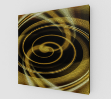 "Load image into Gallery viewer, ""Spatial Gateway Series: Dimensional Paradox 5"" Fine Art Canvas"
